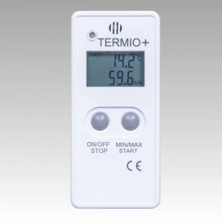 Temperature and Humidity Data Logger Termioplus