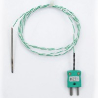 PTFE Wire Thermocuple Temperature Probe ST-15 type K (-75°C to 260°C)