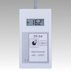 Calibrated Extended Probe 300 mm Digital Thermometer DT-34