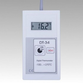 High temperature probe thermometer DT-34 ST-03-F