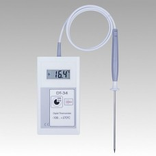 High Accuracy Food Digital Thermometer DT-34 (-100°C to 270°C)