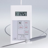 General Purpose Industrial Extended Probe 300 mm Digital thermometer ST-80  (-100°C to 270°C)