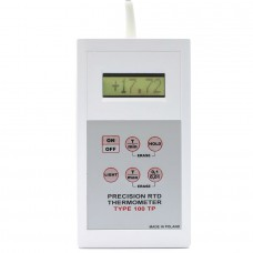 Precision Reference Pharmacy Laboratory Resistance Extended Probe Digital Thermometr 100-TP