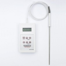 Reference RTD Precision Platinum Probe Pt100 Laboratory Digital Thermometr 100-TP