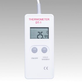Laboratory Precision Hand Held RTD Digital Thermometer DT-1