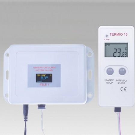 SMS GPS Data logger Termio-15