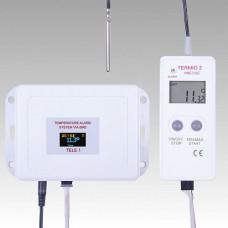 SMS alert GSM GPS data logger with probe Termio-2