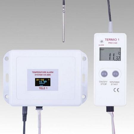 SMS alarm GPS GSM probe data logger Termio-1
