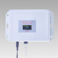 Module Node Tele-1 for each Termoprodukt data logger for SMS alerts/GPS localisation